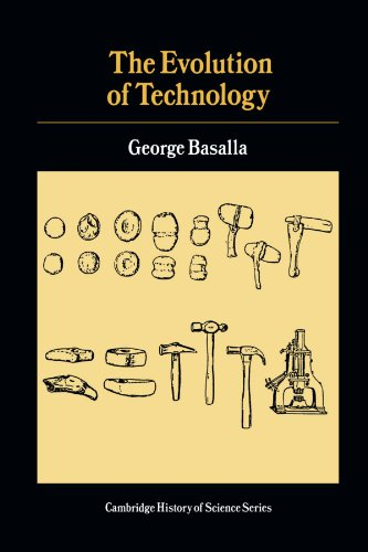 Evolution of Technology   1988 edition cover