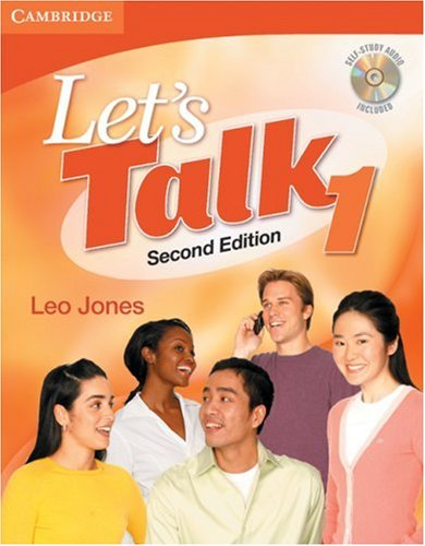 Let's Talk Level 3  2nd 2007 (Student Manual, Study Guide, etc.) edition cover