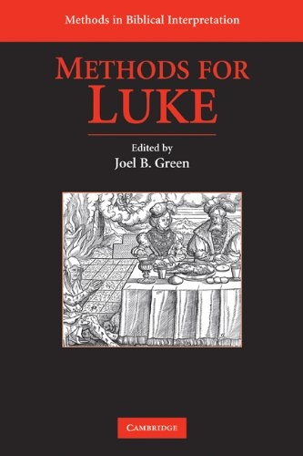 Methods for Luke   2010 9780521717816 Front Cover