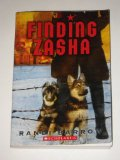 FINDING ZASHA                           N/A edition cover