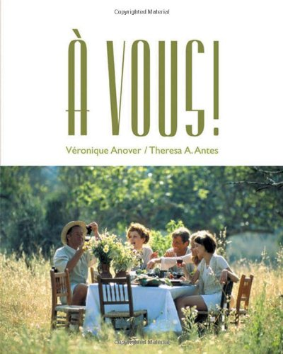 Vous! The Global French Experience  2008 edition cover