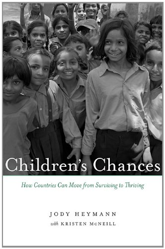 Children's Chances How Countries Can Move from Surviving to Thriving  2013 9780674066816 Front Cover