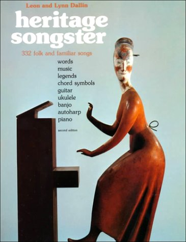 Heritage Songster 2nd 1980 edition cover