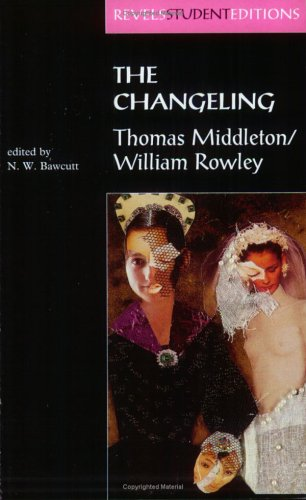 Changeling   1998 (Student Manual, Study Guide, etc.) 9780719044816 Front Cover