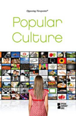 Popular Culture   2011 9780737749816 Front Cover