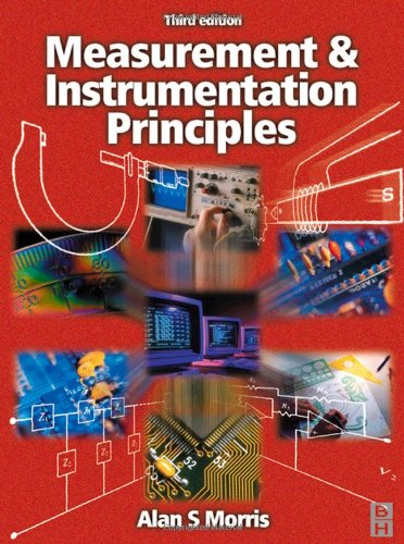 Measurement and Instrumentation Principles  3rd 2001 (Revised) edition cover