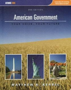 American Government Your Voice, Your Future 2nd 2007 9780759392816 Front Cover