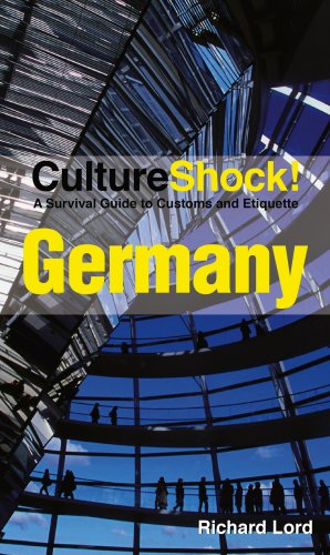 Germany A Survival Guide to Customs and Etiquette  2009 edition cover