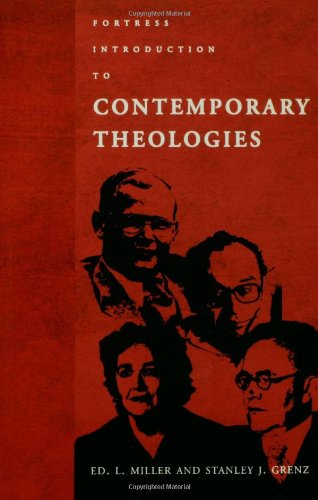 Fortress Introduction to Contemporary Theologies  N/A edition cover