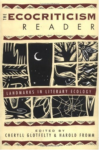 Ecocriticism Reader Landmarks in Literary Ecology  1996 9780820317816 Front Cover