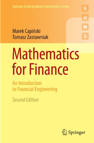 Mathematics for Finance An Introduction to Financial Engineering 2nd 2011 edition cover