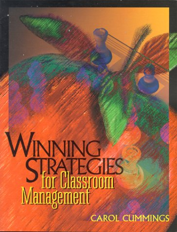 Winning Strategies for Classroom Management   2000 edition cover