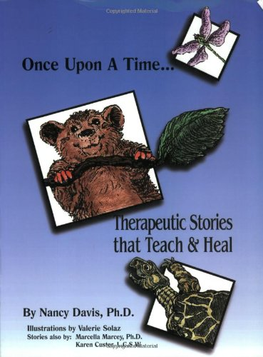 Therapeutic Stories That Teach and Heal N/A 9780965308816 Front Cover