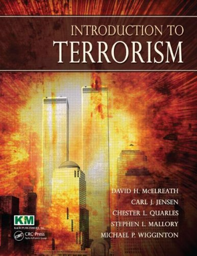 Introduction to Terrorism   2010 9780982365816 Front Cover