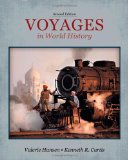 Voyages in World History  2nd 2014 edition cover