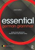 Essential German Grammar  2nd 2015 (Revised) edition cover