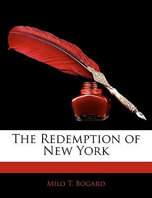 Redemption of New York  N/A edition cover