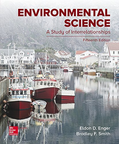 Cover art for Environmental Science, 5th Edition