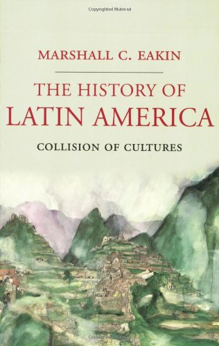 History of Latin America Collision of Cultures  2007 edition cover