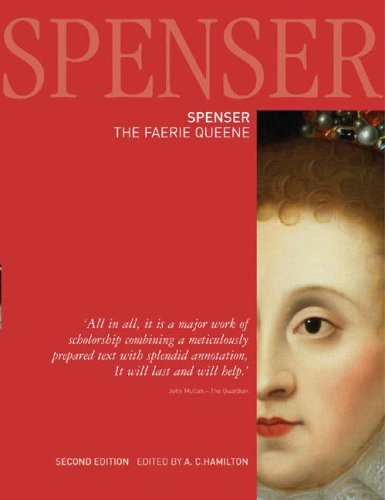 Spenser The Faerie Queene 2nd 2007 edition cover