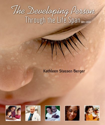 Developing Person Through the Life Span: 9th 2014 9781429283816 Front Cover