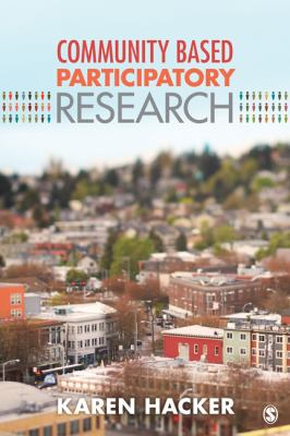 Community Based Participatory Research   2013 edition cover