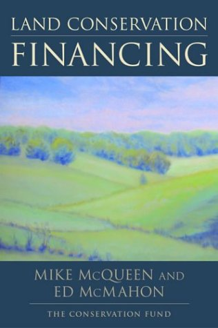 Land Conservation Financing  3rd 2003 edition cover
