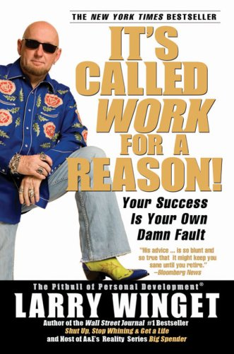 It's Called Work for a Reason! Your Success Is Your Own Damn Fault  2008 edition cover