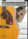 EASY ACOUSTIC GUITAR DVD: Beginner Basics and Beyond System.Collections.Generic.List`1[System.String] artwork