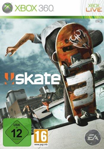 SKATE 3 Xbox 360 artwork