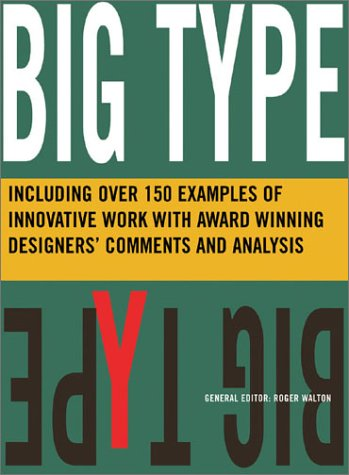 Big Type  2002 edition cover