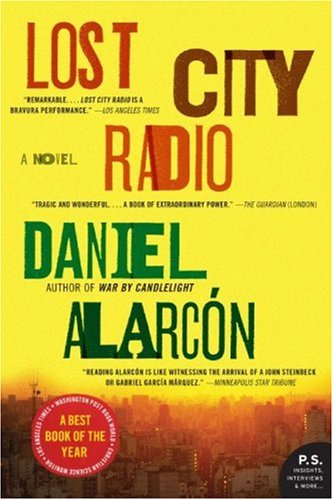Lost City Radio  N/A edition cover