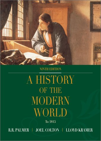 History of the Modern World, with PowerWeb  9th 2002 (Revised) 9780072502817 Front Cover