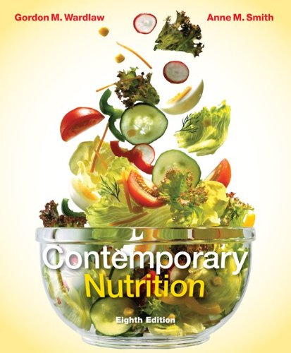 Contemporary Nutrition  8th 2011 edition cover