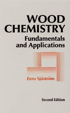 Wood Chemistry Fundamentals and Applications 2nd 1993 (Revised) edition cover
