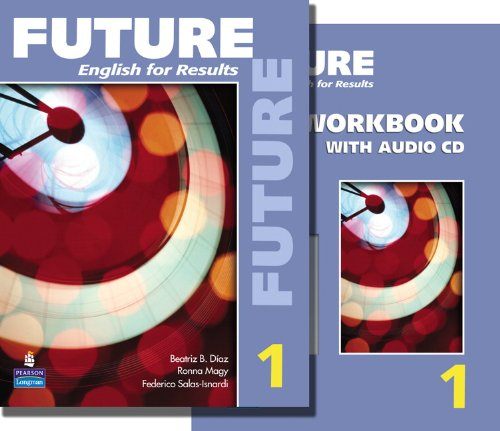 Future 1 Package Student Book (with Practice Plus CD-ROM) and Workbook  2010 edition cover