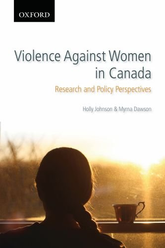 Violence Against Women in Canada Research and Policy Perspectives  2010 edition cover