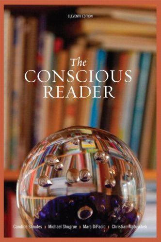 Conscious Reader  11th 2009 edition cover