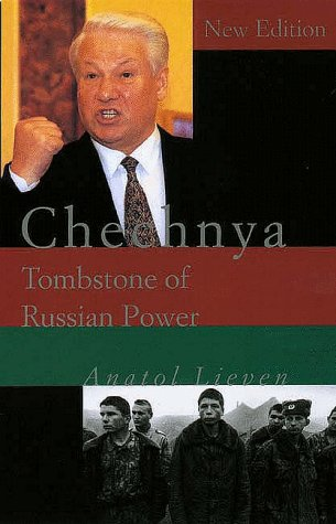 Chechnya Tombstone of Russian Power  1999 9780300078817 Front Cover