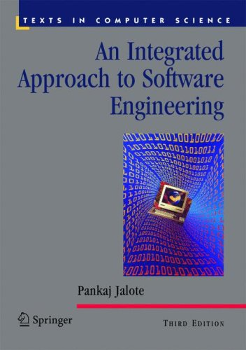 Integrated Approach to Software Engineering  3rd 2005 (Revised) edition cover
