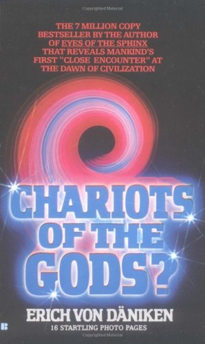 Chariots of the Gods   1969 edition cover