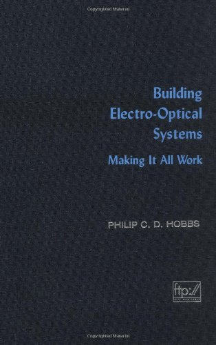 Building Electro-Optical Systems Making It All Work  2000 edition cover