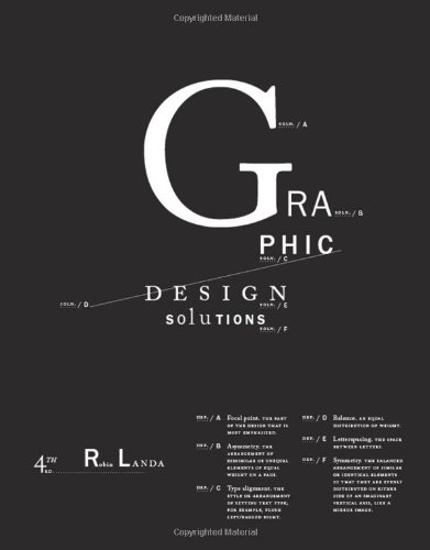 Graphic Design Solutions  4th 2011 edition cover