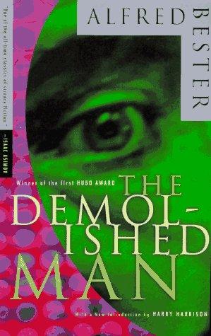 Demolished Man  N/A edition cover