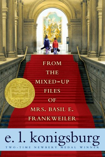 From the Mixed-up Files of Mrs. Basil E. Frankweiler  35th 1967 (Anniversary) edition cover