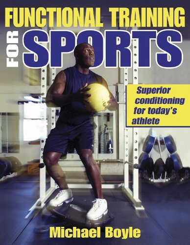 Functional Training for Sports   2004 edition cover