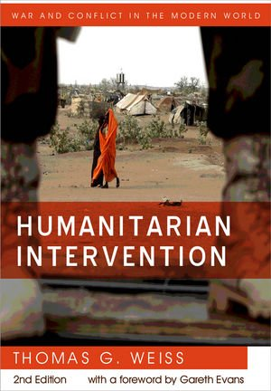 Humanitarian Intervention  2nd 2012 edition cover