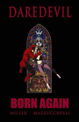 Born Again   2009 edition cover