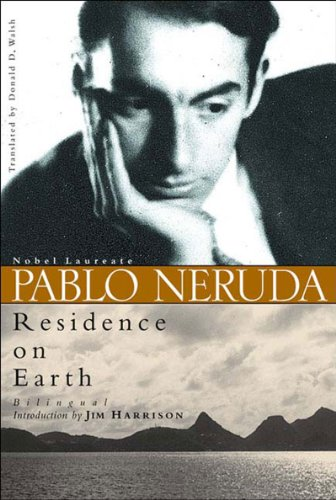 Residence on Earth   2004 edition cover
