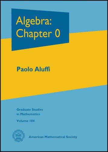 Algebra   2009 edition cover